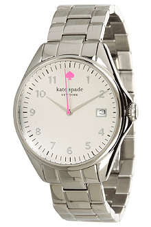 KATE SPADE 1YRU0029 Seaport stainless steel watch