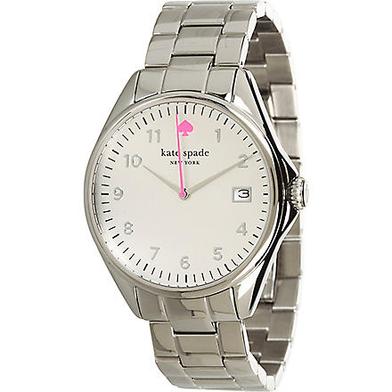 KATE SPADE 1YRU0029 Seaport stainless steel watch (Steel