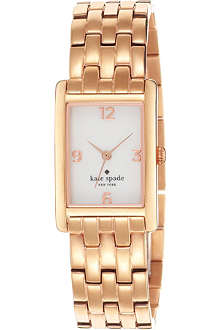 KATE SPADE 1YRU0037 Cooper rose-gold watch