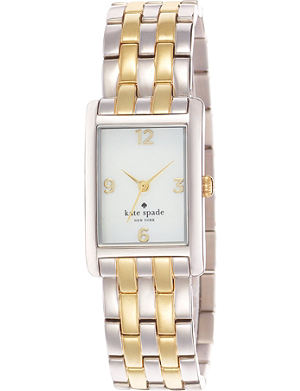 KATE SPADE 1YRU0038 Cooper stainless steel watch