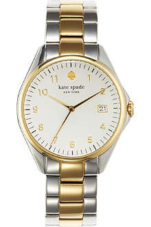 KATE SPADE 1YRU0093 Seaport stainless steel watch