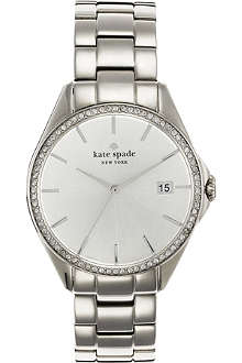 KATE SPADE 1YRU0101 Seaport stainless steel watch