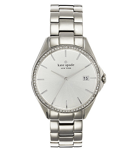 KATE SPADE 1YRU0101 Seaport stainless steel watch (Steel