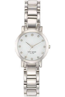 KATE SPADE Gramercy stainless steel watch