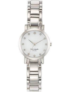 KATE SPADE Gramercy stainless steel watch