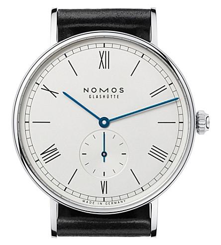 NOMOS GLASHUTTE 235234 Ludwig 38 standard watch