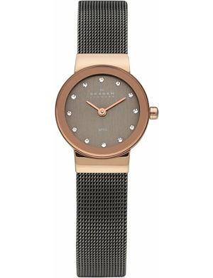 SKAGEN 358XSRM steel mesh watch