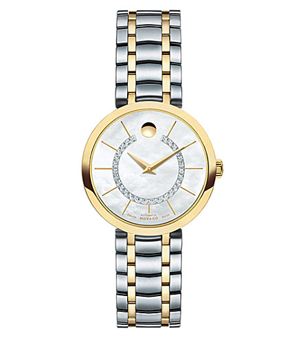 MOVADO 0606921 1881 自动手表 (银色