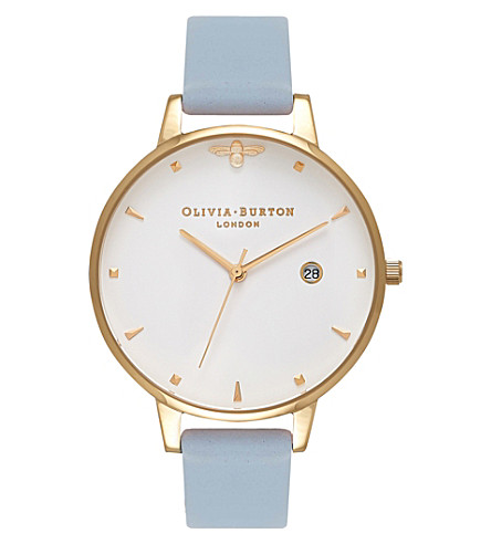 OLIVIA BURTON OB16AM123 Queen Bee gold-plated watch