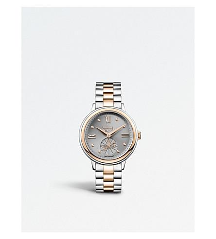 VIVIENNE WESTWOOD VV158GYTT Portobello stainless steel watch