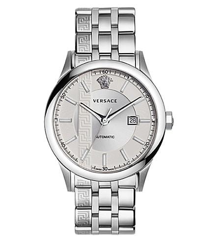 VERSACE Aiakos stainless steel watch