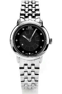 88 RUE DU RHONE 87WA120003 stainless steel diamond-set watch