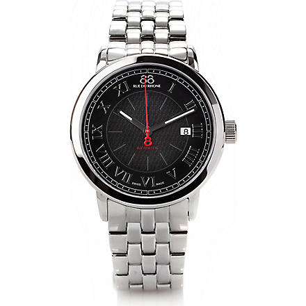 88 RUE DU RHONE 87WA120040 stainless steel automatic watch (Silver
