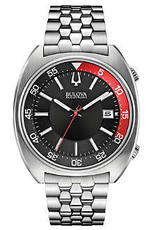 BULOVA 96B210 Snorkel Accutron II stainless steel watch