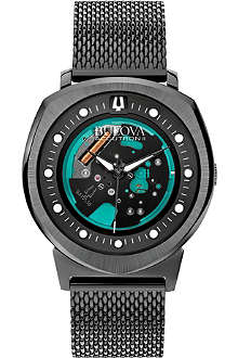BULOVA 98A136 Alpha 2014 Accutron II PVD watch