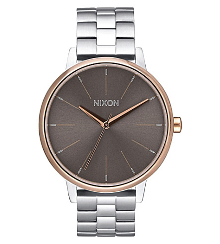 NIXON a099-2215 Kensington Watch (Grey