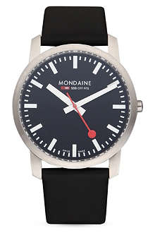 MONDAINE A6383035014SBB Simply Elegant stainless steel watch