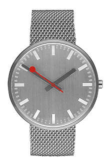 MONDAINE A6603032816SBM Giant stainless steel watch