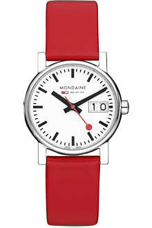 MONDAINE A6693030511SBC Unisex Evo big-date watch