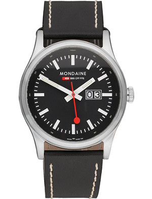 MONDAINE Night vision watch a6693030814sbb