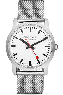MONDAINE A6723035116SBM Unisex Evo Quartz watch