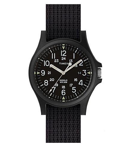 TIMEX ARCHIVE ABT118 Arcadia nylon strap watch