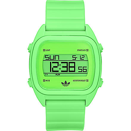 ADIDAS ADH2888 digital watch (Green