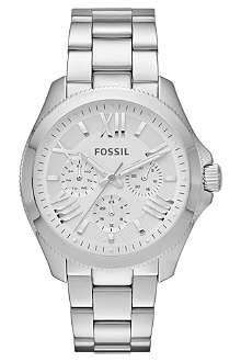 FOSSIL Female silver watch AM4509