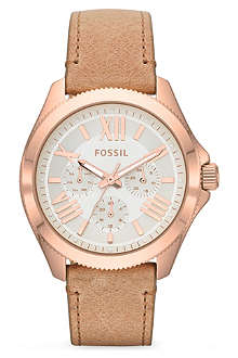 FOSSIL Champagne female watch AM4532