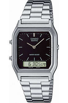 CASIO AQ230A1DMQYES unisex stainless steel watch