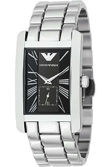 EMPORIO ARMANI AR0156 steel watch