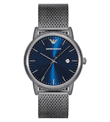 EMPORIO ARMANI AR11053 stainless steel watch