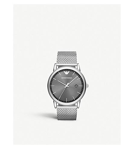 EMPORIO ARMANI AR11069 stainless steel quartz watch