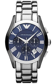 EMPORIO ARMANI AR1635 Chronograph stainless steel watch