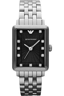 EMPORIO ARMANI AR1665 stainless steel watch