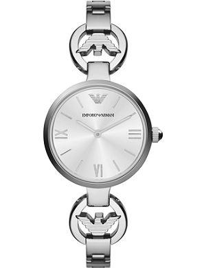 EMPORIO ARMANI AR1772 Retro stainless steel watch