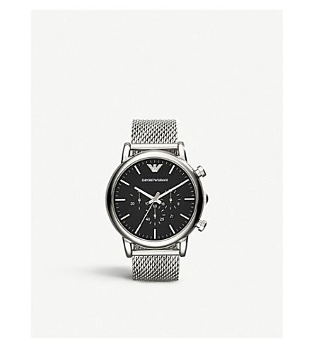 EMPORIO ARMANI ar1808 不锈钢计时腕表