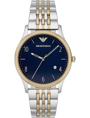 EMPORIO ARMANI AR1868 Beta two-tone stainless steel watch