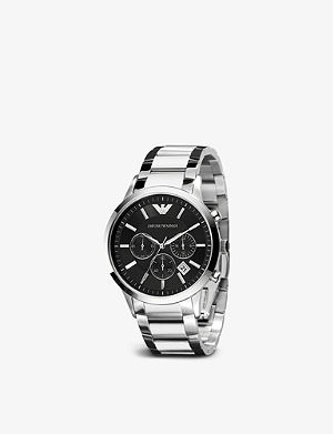 EMPORIO ARMANI AR2434 Classic chronograph watch