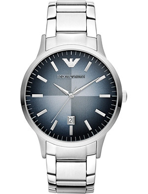 EMPORIO ARMANI AR2472 stainless steel watch