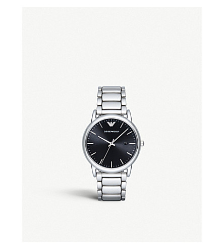 EMPORIO ARMANI AR2499 stainless steel watch
