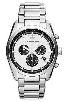 EMPORIO ARMANI Sportivo AR6007 stainless steel watch