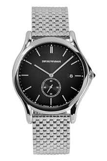 EMPORIO ARMANI SWISS ARS1005 stainless steel bracelet watch