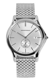 EMPORIO ARMANI SWISS ARS1006 stainless steel watch