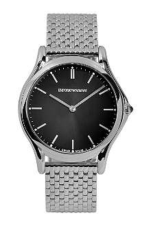EMPORIO ARMANI SWISS ARS2005 stainless steel watch