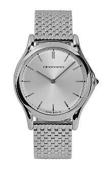 EMPORIO ARMANI SWISS ARS2006 stainless steel watch
