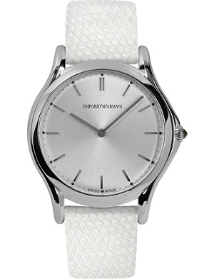EMPORIO ARMANI SWISS ARS2009 stainless steel unisex watch