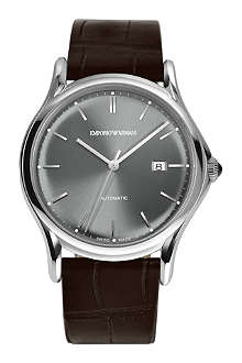 EMPORIO ARMANI SWISS ARS3000 Swiss Made stainless steel watch