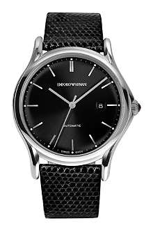 EMPORIO ARMANI SWISS ARS3001 Swiss Made stainless steel watch