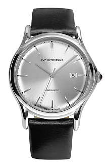 EMPORIO ARMANI SWISS ARS3002 Swiss Made stainless steel watch